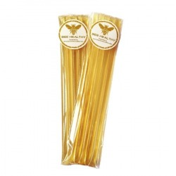 Pure Organic Clover Honey Straws 2 Packs (5 Counts Each)