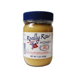 Raw Honey 1lb (Approx....