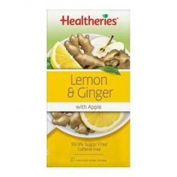 Lemon & Ginger Tea with...