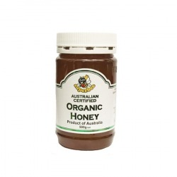 Organic Honey 500g by Superbee