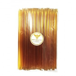 Organic Clover Straws (100...