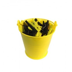 Wooden Paperclips (Yellow &...