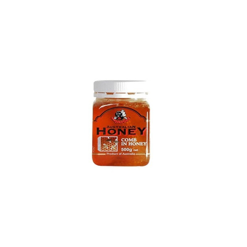 Honey with Comb 500g by Superbee