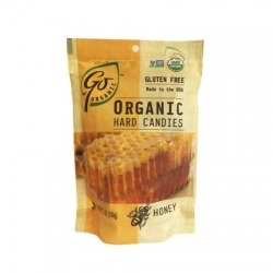Organic Honey Candies 100g by Go Organic