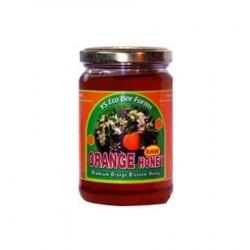 Raw Orange Blossom Honey...