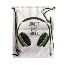 Honey Drawstring Bag  [Do...