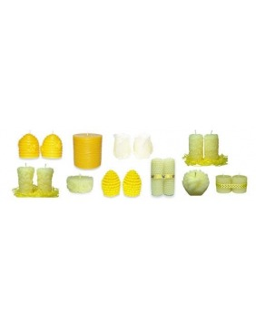 Beeswax Candles, Tealights